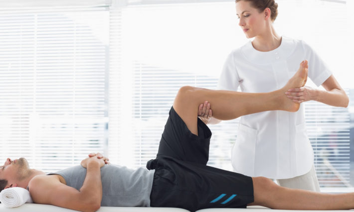 Occupational Therapy a Spinal Chord of Human Being