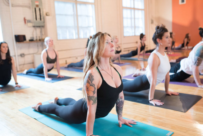 Yoga at its Core